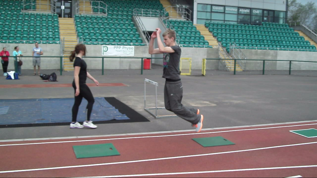 Plyometric training for long jump 2014